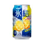 市販の定番缶レモンサワーのカロリー・糖質は?