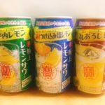 女子大生のオススメは◯◯?!極上レモンサワー人気の3種をガチレビュー!