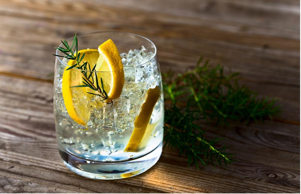 レモンサワー用のグラス