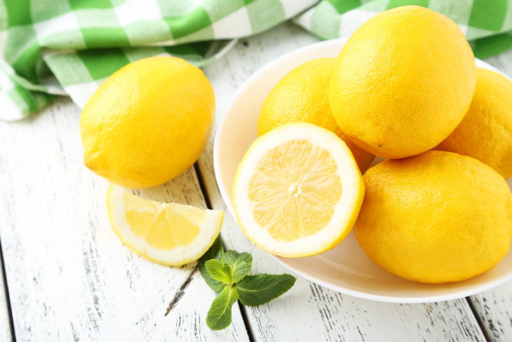 レモン何個分?